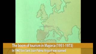 The boom of tourism in Majorca (1951-1973)  | LUX MALLORCA