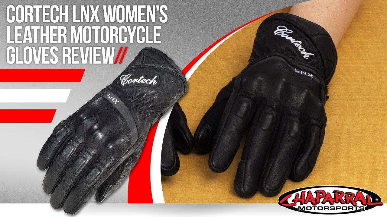 Womens leather gloves reviews - Cortech Lnx Women S Leather Motorcycle Gloves Review