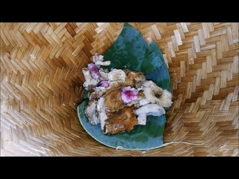 steam mushrooms ( Thai food recipes ) – Asian food at home