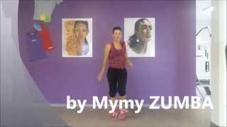 """Chorégraphie Zumba Fitness Immortals - Fall Out Boy (Générique """"Les nouveaux Héros"""") by Mymy ZUMBA"""