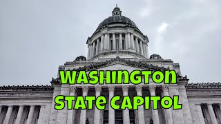 Things To Do in Olympia, Washington: Washington State Capitol [Travelling Foodie]