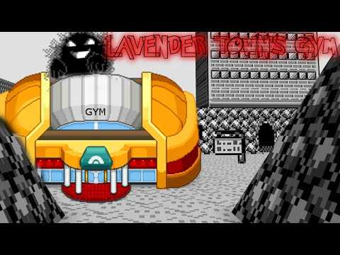 LAVENDER TOWN'S GYM - FOREVER TRAPPED!