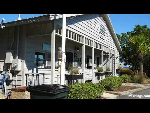 Pawleys Island Old Town Hall Police Station SC