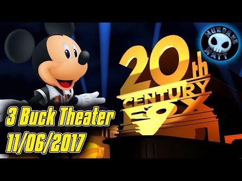 Disney to buy 20th Century Fox? New RED SONJA film. A decade of STAR WARS.