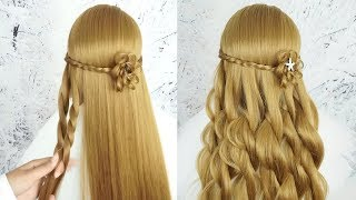 Amazing Hairstyles Tutorials Compilation   Beautiful Hairstyles Easy #17