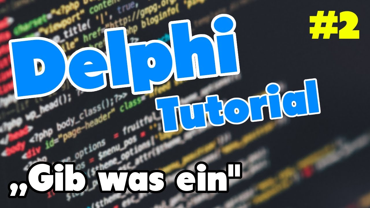Delphi Programm