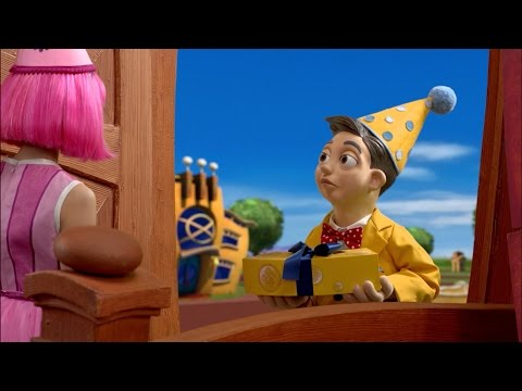 LazyTown S03E02 The Greatest Gift 1080p HD