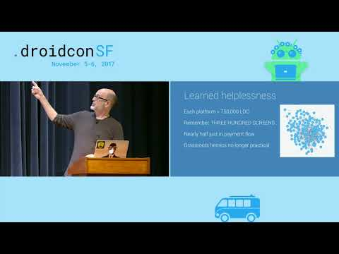droidcon SF 2017 - The Reactive Workflow Pattern Update