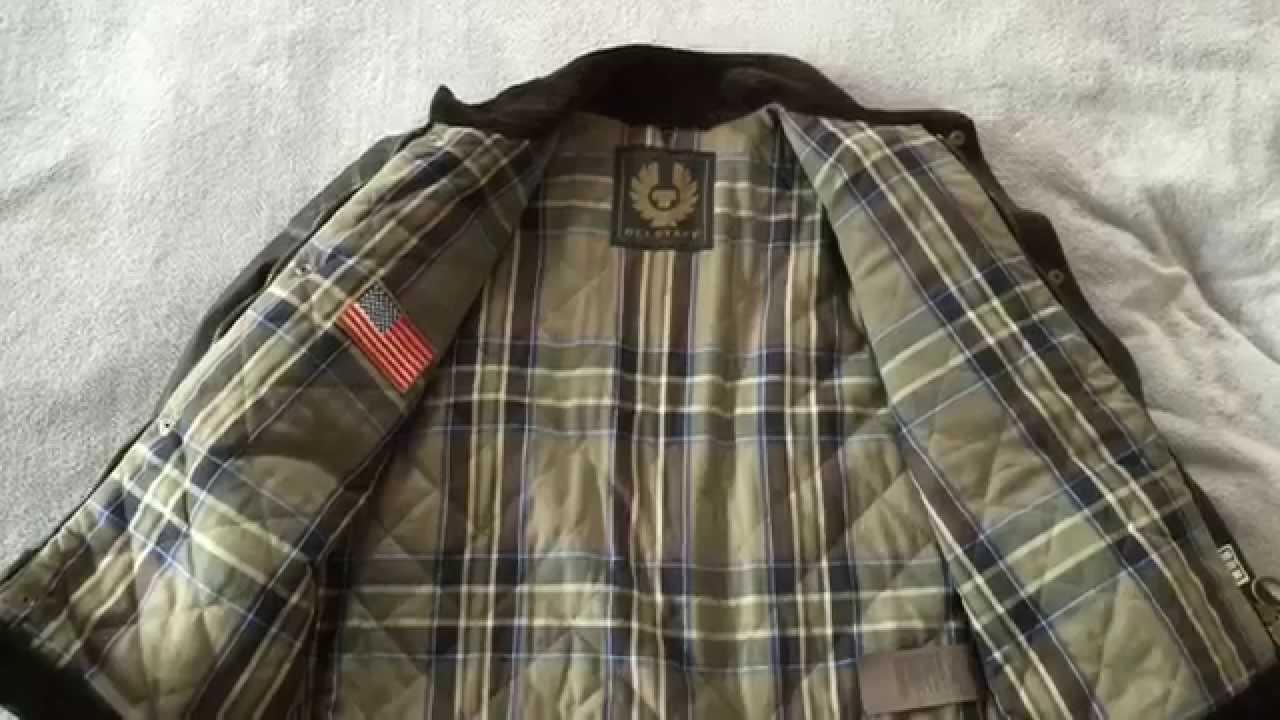 824a1265ec0 belstaff brooklands blouson jacket | Sheffield Senators