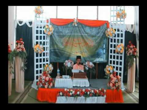Zaid Najmuddin: 7 Qiraat Bertarannum Ihtifal Sekolah KPM 2012