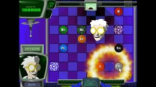 PopCap Atomica Level 42 Empty level Savegame hack