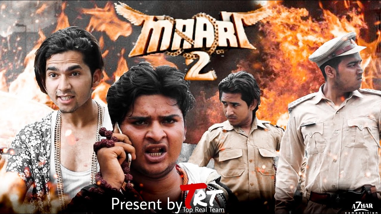 MAARI 2 THE ROWDY HERO | SHORT FILM | South Movie | Top Real Team