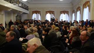 Как накалялась атмосфера на собрании клиентов ТФБ в ТПП РТ