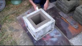 бетонный столб своими руками