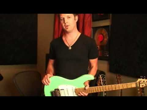 Lincoln Brewster S Guitar Collection And Studio Tour Youtube