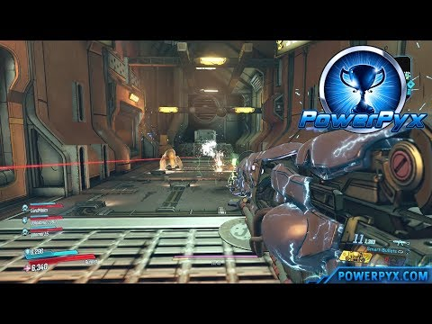 Borderlands 3 - Good Against Remotes Is One Thing Trophy Guide (Firing Range Easy Co-Op Method)