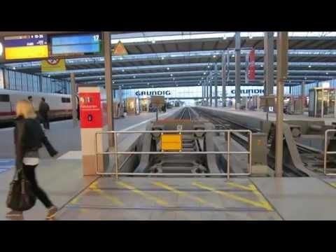 munich main train station - München Hauptbahnhof
