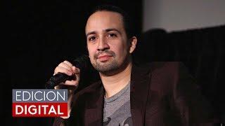 Lin-Manuel Miranda quiere cortar cualquier vínculo con Harvey Weinstein tras el escándalo sexual