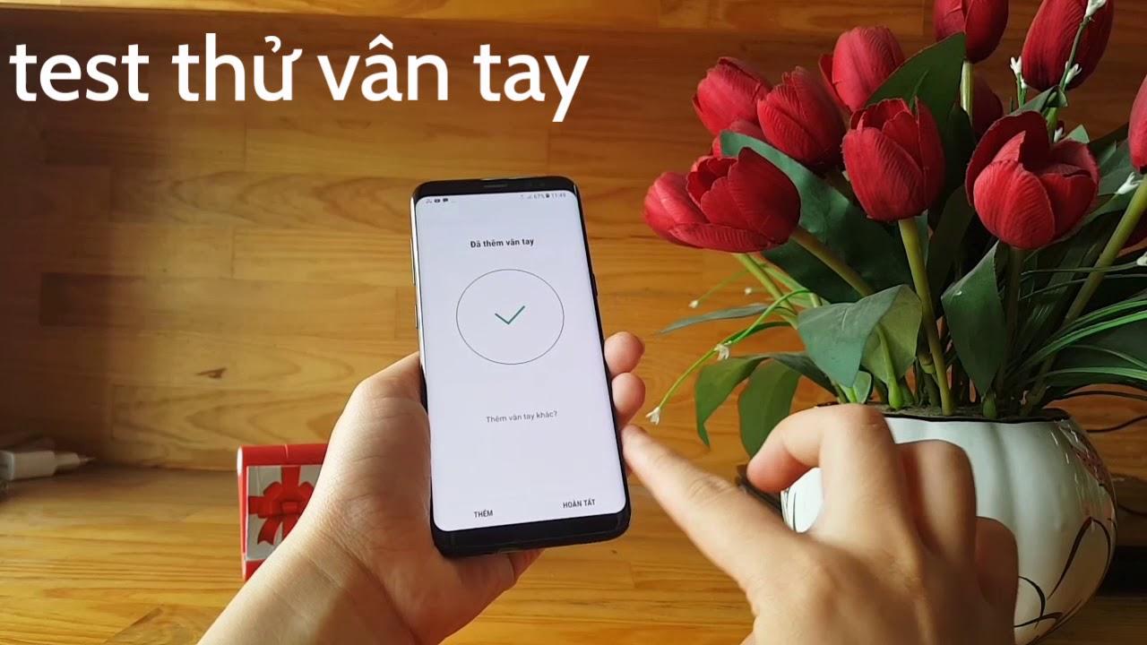 Hướng dẫn chọn mua - Test Samsung Galaxy S8 giá rẻ Hải Phòng | Di Động Sinh Viên