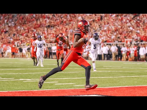 Utes roll past Weber State, 41-10