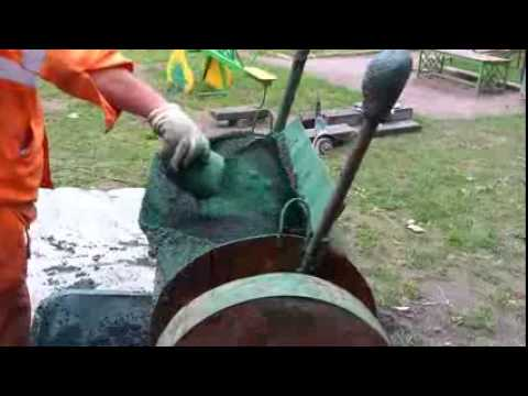 So we produce rubber coverings for playgrounds and sports grounds of crumb rubber Saltoиз YouTube · Длительность: 1 мин56 с