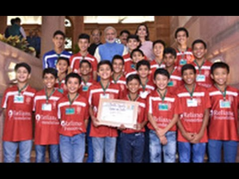 PM Modi attends launch of Reliance Foundation Youth Sports via video conference