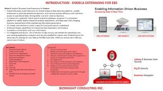 Endeca Extensions for Oracle e-business Suite
