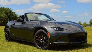 2018 Mazda MX 5 Miata Club More Comfortable and Livable, But..?