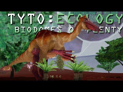 Sizing Up Our Dinos!! Deinocheirus Arrive! 🌋 TYTO: ECOLOGY 🌋 Cretaceous Mongolia