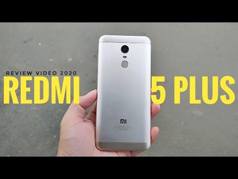 Review MIUI 12 Redmi 5 Plus.
