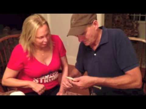 James Teaches Kim to Knit