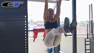 BUILDING THEM QUADS & ABS ★ BURN WITH THIS ROUTINE (Sanna-Maria)