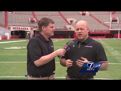 Andy Kendeigh and Sean Callahan grade out Nebraska's loss to Northern Illinois