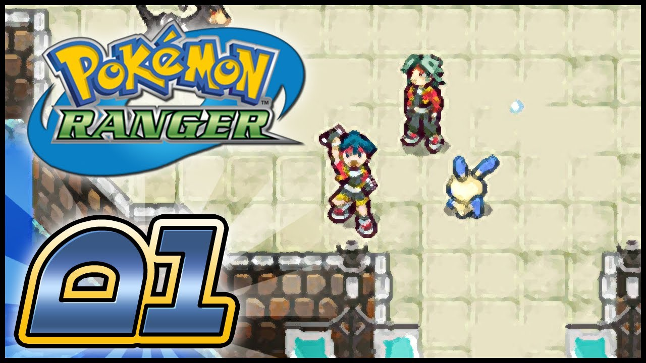 Pokemon Ranger - Episode 1 | A Different Adventure!