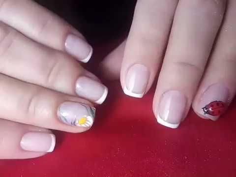 Наращивание ногтей коломенская