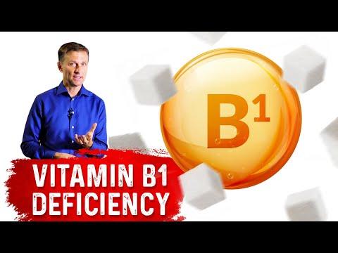 Why Does Eating Sugar Deplete Vitamin B1?