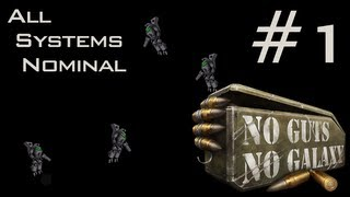 All Systems Nominal: Episode #1 - Watchful Cicada
