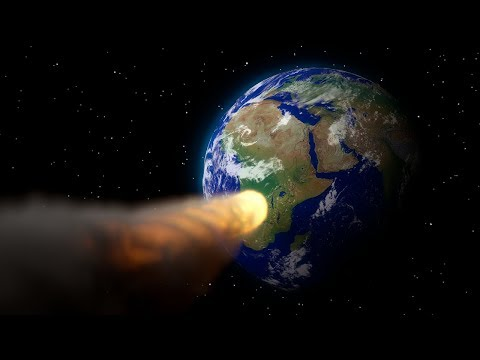 Afirman que la NASA Oculta la Verdad Sobre Los Asteroides Cercanos a la Tierra