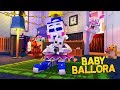 Minecraft Fnaf: Sister Location - Baby Ballora (Minecraft Roleplay)
