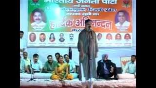 Hasya Kavi Rajesh Chetan & Pratap Faujdar on Sonia & Manmohan Comedy