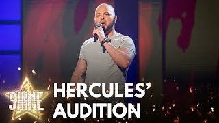 hercules smith performs iris by goo goo dolls let it shine bbc one