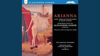 Arianna, Op. 58: Scene 8: Gioite al gioir mio (Cupid)