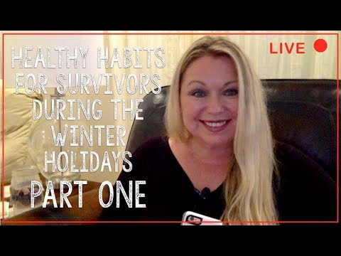 (Week 1)  Q&A - Winter Holidays Healthy Habits for CPTSD & Narcissistic Abuse Recovery