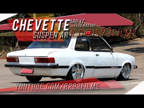 Chevette na suspensão a ar aro 17"