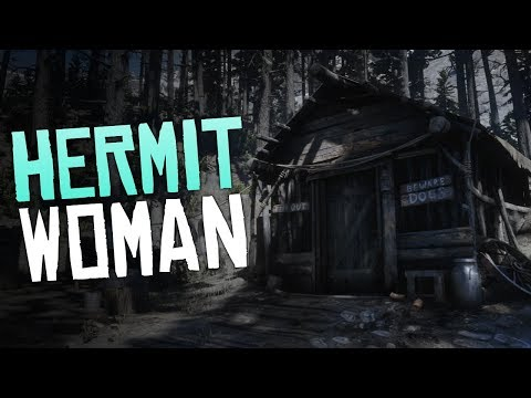 The Hermit Woman (The Witch?) - Red Dead Redemption 2