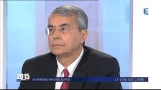 Régionales 2015. Premier débat (parties 1 et 2)