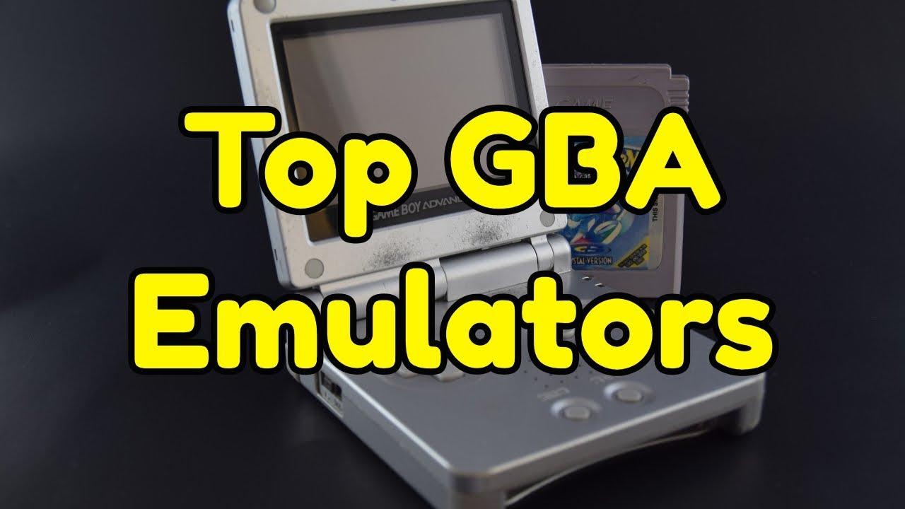 Best Of Top GBA Emulators for PC 2018 (Latest) - TechWhoop