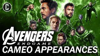Every Avengers: Endgame Cameo Appearance
