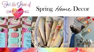 Spring Decor Tour 2015