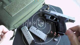 kahr cw9 first range report